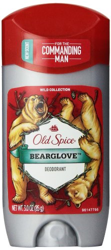 Déodorant Old Spice sauvages Collection Bearglove Men 3 de once
