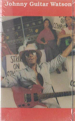 Johnny Guitar Watson: Strike on Computers -18012 Cassette Tape