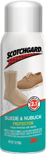 Scotchgard Leather Protector for Suede and Nubuck, 7-Ounce