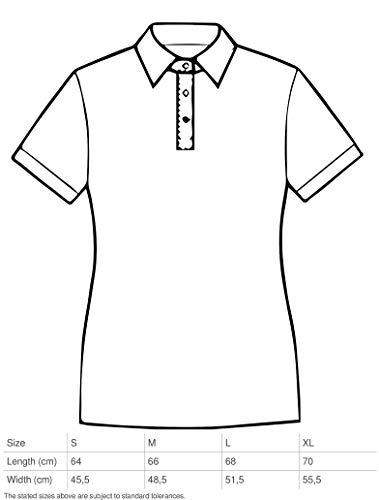 Générique Germany Coat of Arms T-Shirt Polo Femme 3