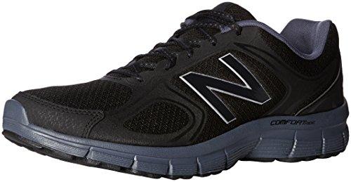 New Balance Men's me541v1 Running Shoes, Black, 12 D US