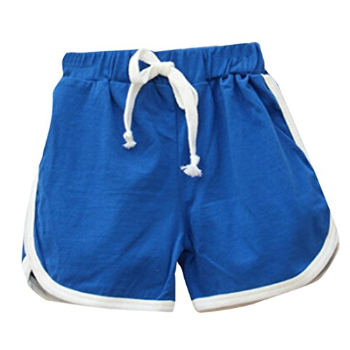 Lisin 1PC Shorts,Infant Toddler Kids Girls Boys Candy Color