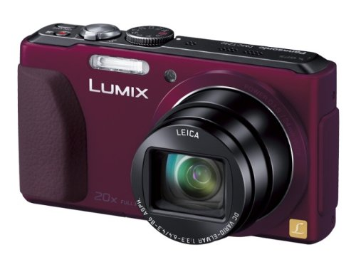 Panasonic DMC ZS30 DMC TZ40 Digital Camera
