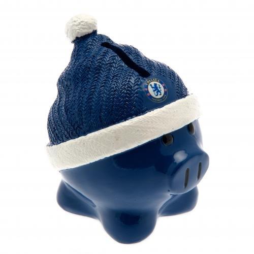 Chelsea Beanie Piggy Bank