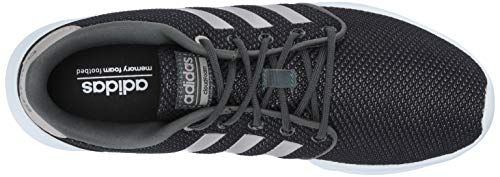 adidas Women's Cloudfoam QT Racer, Legend Ivy/Platino Metallic/Black, 5.5 M US by adidas (Image #7)