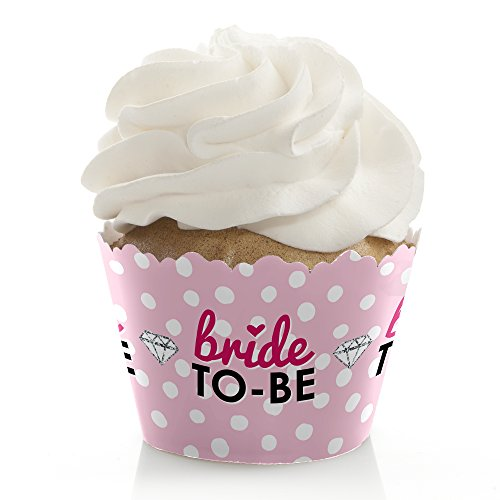 Bride-to-Be - Bridal Shower & Classy Bachelorette Party