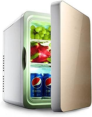 DULPLAY Coche RefrigerACión Mini Nevera,22l Refrigerador de la ...