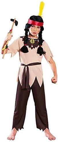 Disfraz de Indio Nativo Americano Infantil niña niño 7 - 9 años ...