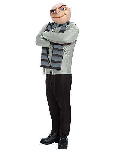 Rubie's Costume Morris Costumes Men's Despicable Me Gru Costume