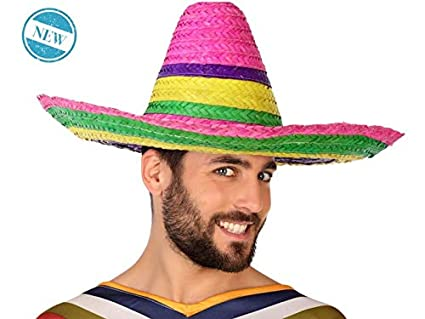 Atosa - Sombrero Mexicano Paja 24dde14a24c