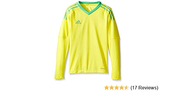 618f1676a Amazon.com   adidas Youth Soccer Revigo 17 Goalkeeper Jersey