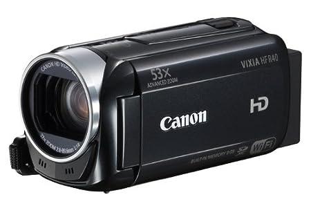 Amazon.com: Canon VIXIA HF R40 HD Estabilizado de imagen 53 ...