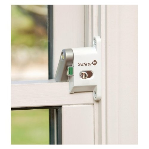Safety 1st 2 Count ProGrade Window Lock (First Lock)