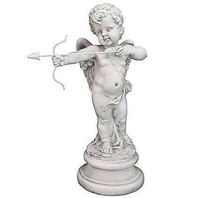 Design Toscano Cupid's Message of Love Statue : Outdoor Statues : Garden & Outdoor