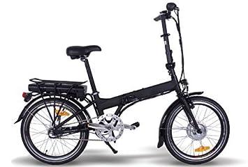 50.8 cm de bicicleta eléctrica plegable E-GO! W 250 W E-Bike