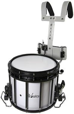 Gonalca Percusion 4642 - Caja banda alta tensión 35 x 30 conhombrera, color blanco: Amazon.es: Instrumentos musicales