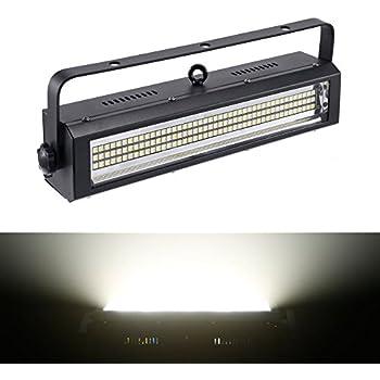 Amazon Strobe Light MFL S100 132LED White Bright Stage