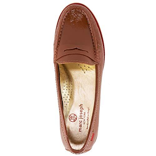 York Loafer Joseph Marc East New Patent Tumbled Walnut Women's Village wR6xqFAq