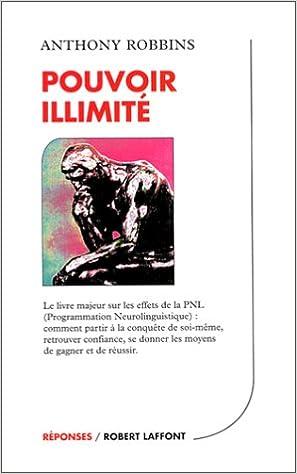 pouvoir illimité anthony robbins pdf