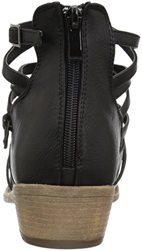 Brinley Co Women's Saylor Ankle Boot Black YjAyt