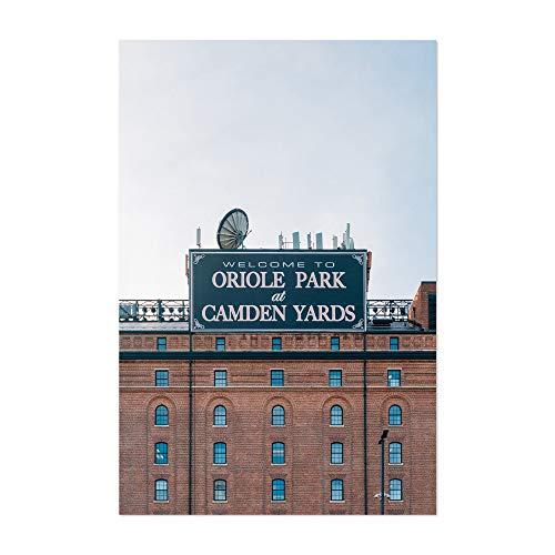 Noir Gallery Camden Yards Orioles Baltimore 8