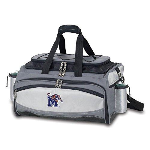 PICNIC TIME NCAA Memphis Tigers Digital Print Vulcan Set, One Size, Black ()