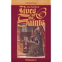 Butler's Lives of the Saints (4 Volume Set)