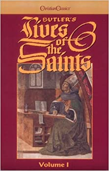 Butler's Lives of the Saints (4 Volume Set)