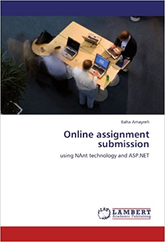 Book Online assignment submission: using NAnt technology and ASP.NET
