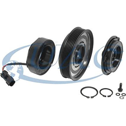 2000-2006 JEEP TJ 4.0L A/C AC COMPRESSOR CLUTCH KIT (PULLEY,