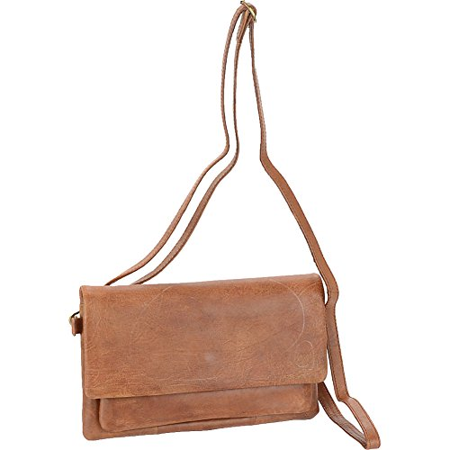 Collections amp; R 4 Flap 3 R Crossbody Tan w411EqH