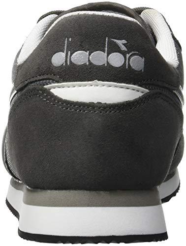 Running Diadora Grigio grigio 75069 Run Scarpa Uomo Per Bufera Simple Da aHx7nwpqHF