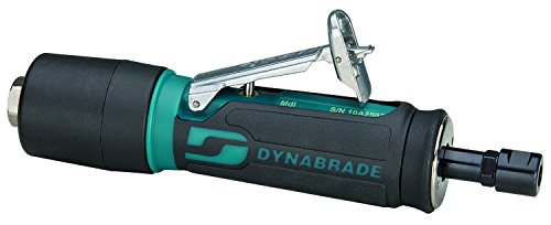 Dynabrade 48201 .4 hp Straight-Line 25000 RPM Die Grinder, Teal by Dynabrade