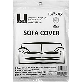 Amazon.com: Muebles sofá/sofá Cover (1 Pack) Protege durante ...
