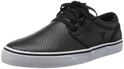 Fallen Men's The Easy Skate Shoe,Black/White/Black,12 M US