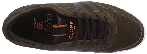Globe Unisex braun Adulto Zone black Pantofole Marrone Da 17027 choco Encore Fga7xF