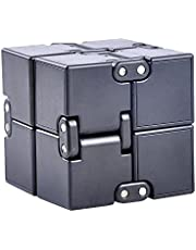 Infinity Cube Fidget cube Toy, Luxury EDC Fidgeting Game for Kids and Adults
