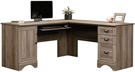 Pemberly Row L Shaped Computer Desk