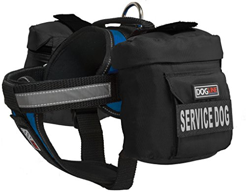 Dogline Multi Purpose Harness Removable SERVICE product image