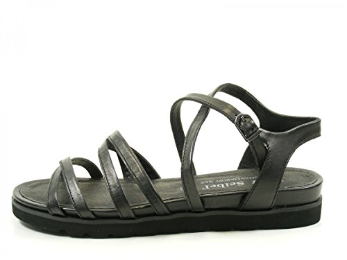 Josef Seibel Jolien 01 - Damen Sandalen - Rot Schuhe in Übergrößen