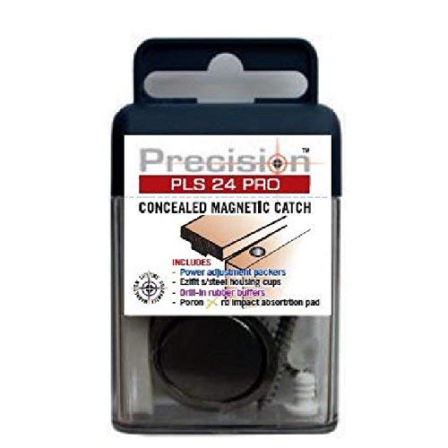 Latch Concealed - Precision Lock PLS-24 PRO Concealed Magnetic Catch