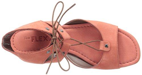 Gladiatore Flexx Sandalo Fuga Calore Nubuck Banda Delle In Donne CEwxRnXqT