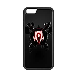 DIY Stylish Printing Game World of Warcraft Cover Custom Case For iPhone 6 4.7 Inch V6Q882902