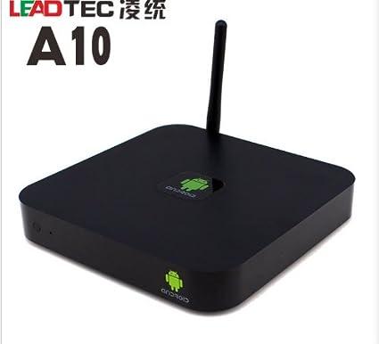 LEADTEC V6 Chinese Tv Box  Wach 200+ Mainland China Tv Channels