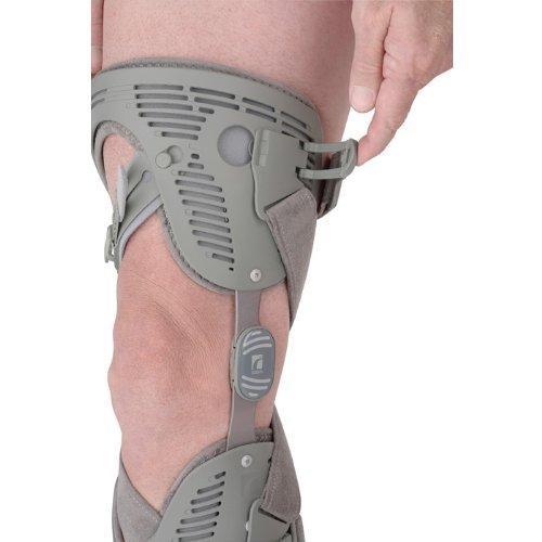 Image of Ossur Unloader One OTS Osteoarthritic Knee Brace-M-Left-Standard Medial