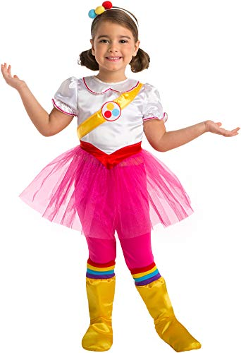 True and The Rainbow Kingdom Deluxe Costume Girls 1T-2T]()