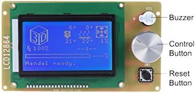 Anet 12864 - Módulo controlador de pantalla LCD con 1 cable ...