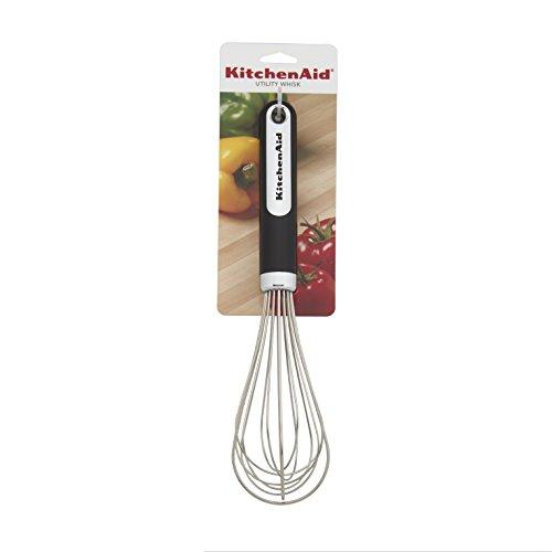 KitchenAid Classic Utility Whisk, One Size, Black