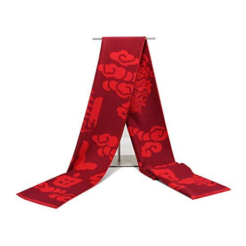 Amdxd Coton Style Écharpes Écharpe 02 Totem Femmes Hiver Chaud 180cm Automne Fleurs Pour ffwqSrg