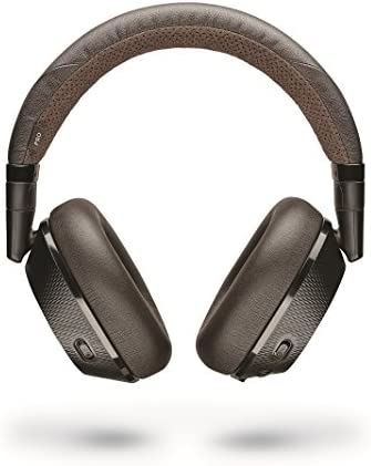 Plantronics Wireless Noise Cancelling Backbeat – Headphones Black Tan Pro 2